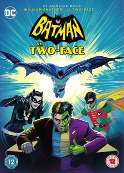 13. Batman vs. Two-Face