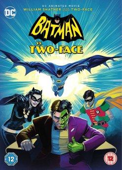 13. Batman vs. Two-Face