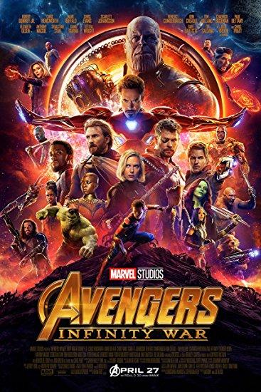 55. Avengers Infinity War