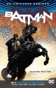 1. Batman Vol. 5 Rules of Engagement