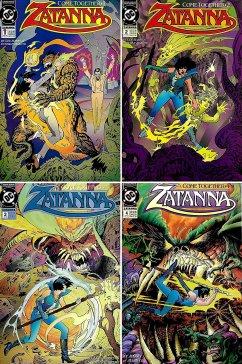 25. Zatanna (1993)