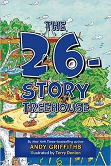 39. 26-Story Treehouse