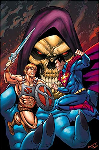 02. injustice vs. masters of the universe