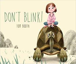 2. Don't Blink!