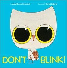 3. Don't Blink!