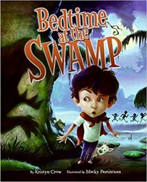 4. bedtime at the swamp