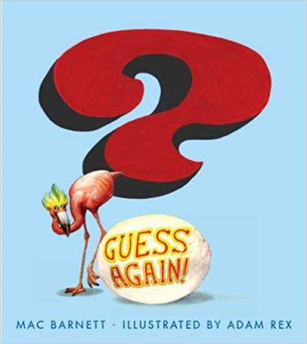 9. Guess Again!