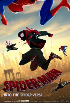 12. Spider-Man Into the Spider-Verse