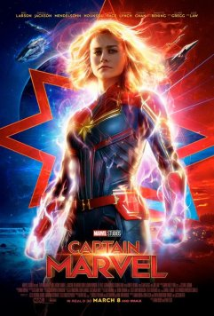 13. Captain Marvel