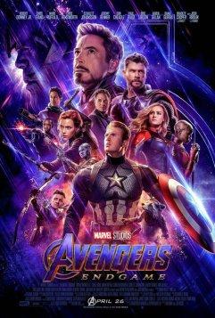 22. Avengers Endgame