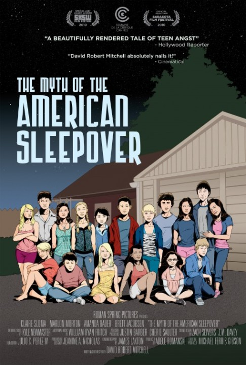 25. The Myth of the American Sleepover