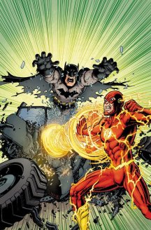 21. Batman : The Flash - The Price