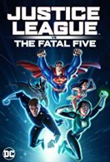 45. Justice League vs. Fatal Five