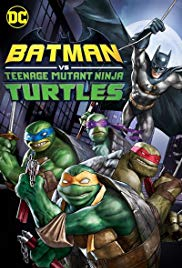 71. Batman vs. Teenage Mutant Ninja Turtles