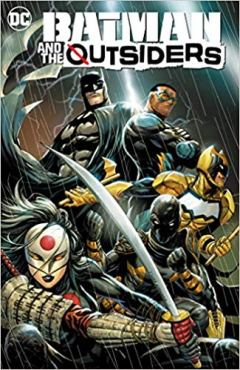 49. Batman and the Outsiders Vol. 1 Lesser Gods